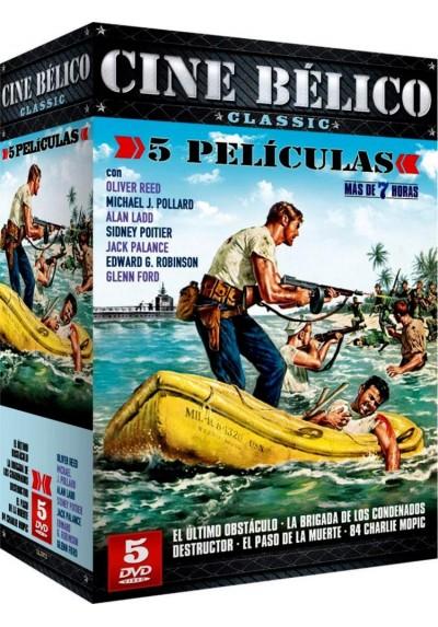 Pack Cine Bélico Classic
