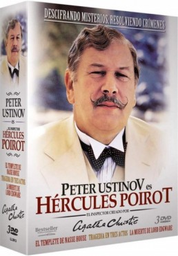 Pack Peter Ustinov Es Hércules Poirot
