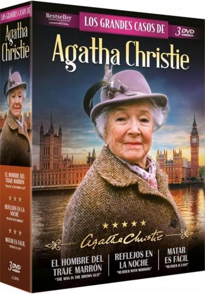 Pack Los Grandes Casos De Agatha Christie