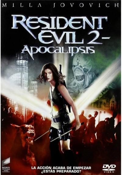 Resident Evil 2: Apocalipsis (Resident Evil: Apocalypse)