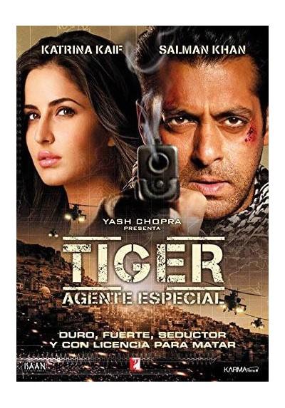 Tiger: Agente Especial (Ek Tha Tiger)