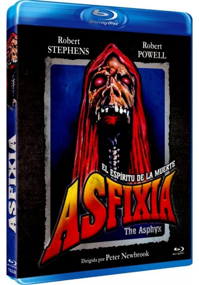 Asfixia (1973) (The Asphyx) (Blu-Ray)