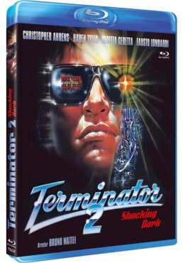 Terminator 2 (Shocking Dark) (Blu-Ray) (Terminator II)