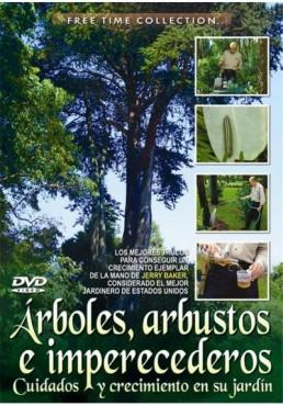 Árboles, arbustos e imperecedero