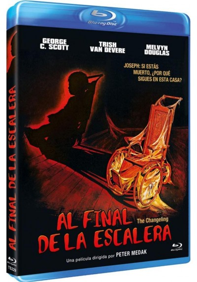 Al Final De La Escalera (Blu-Ray) (The Changeling)