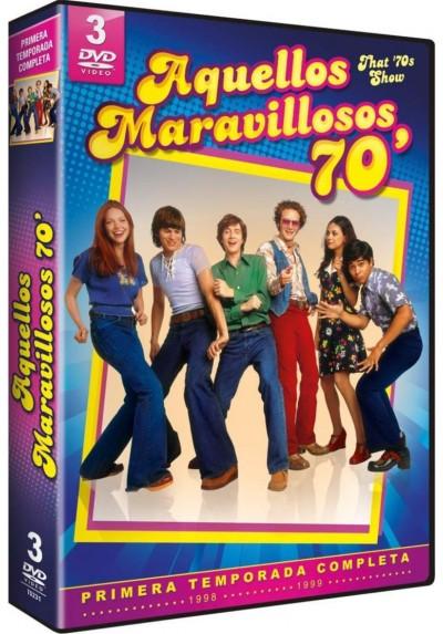 Aquellos Maravillosos 70 - 1ª Temporada (That '70s Show)