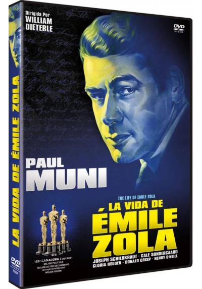 La Vida De Emile Zola (The Life Of Emile Zola)
