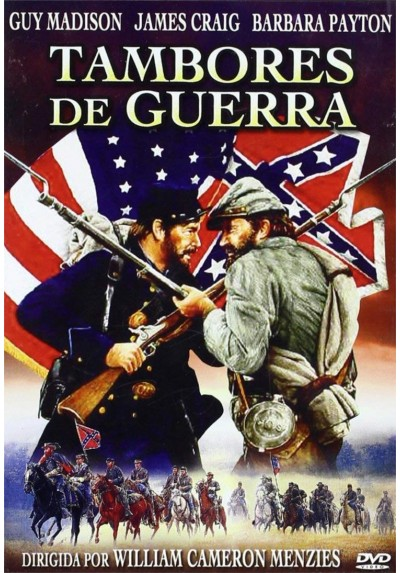 Tambores De Guerra (1951) (Drums In The Deep South)