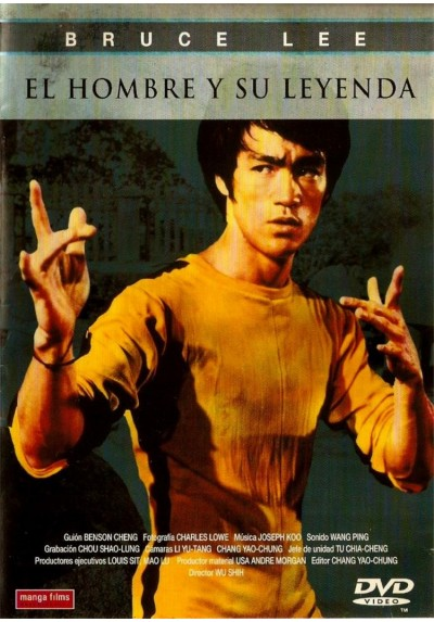 Bruce Lee: El Hombre Y Su Leyenda
