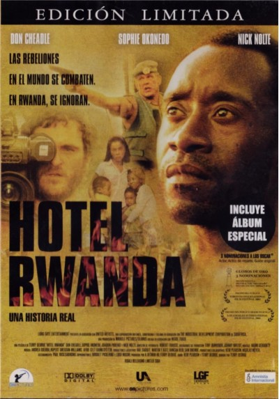 Hotel Rwanda (Edicion Limitada)