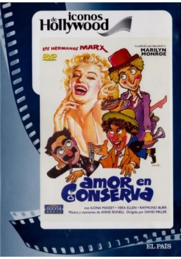 Los Hermanos Marx - Amor En Conserva (Love Happy) (Estuche Slim)