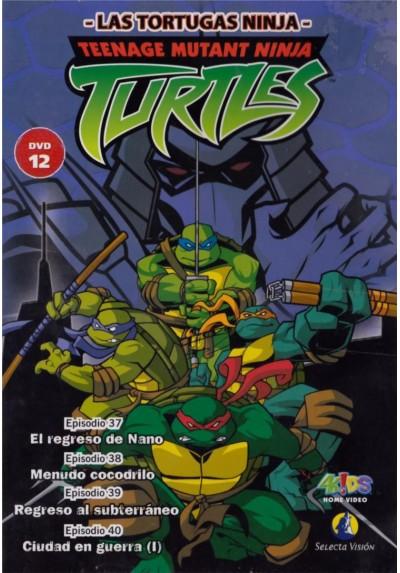 Las Tortugas Ninja - DVD 12