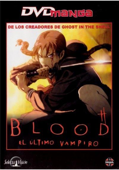 Blood: El Último Vampiro (2000) (Blood: The Last Vampire)