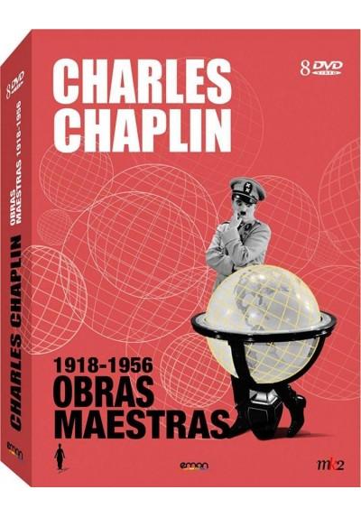 Charles Chaplin : Obras Maestras 1918 - 1956 - Vol. 1