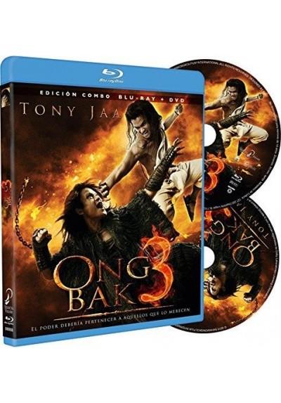 Ong Bak 3 (Blu-ray + DVD)