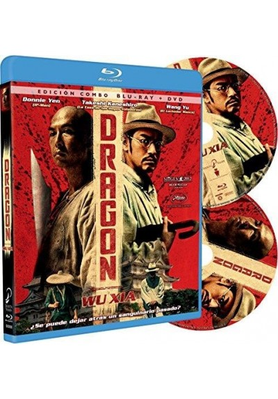 Dragon Wu Xia (Blu-ray + DVD)