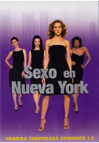 Sexo En Nueva York - 1ª Temporada (Episodios 1-2)