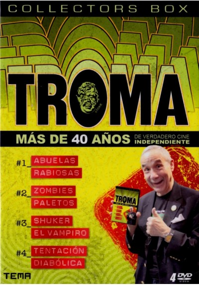 Troma - Collectors Box
