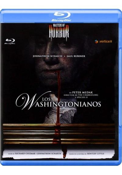 Los Washingtonianos - Masters Of Horror (Blu-Ray) (The Washingtonians)