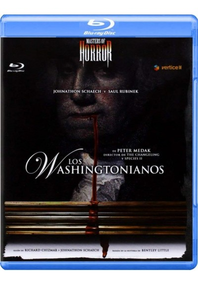 Los Washingtonianos - Masters Of Horror (Blu-Ray) (Bd-R) (The Washingtonians)