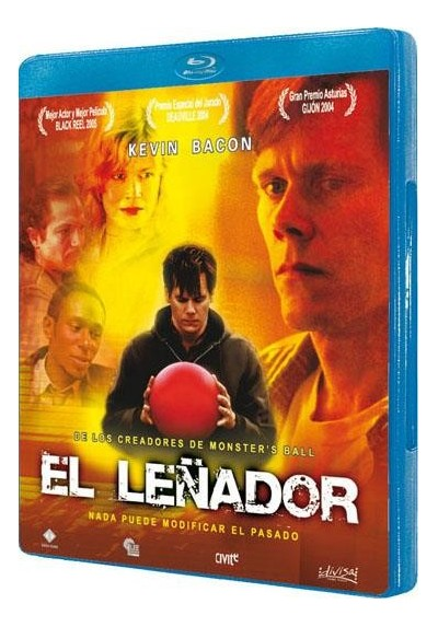 El Leñador (Blu-Ray) (The Woodsman)