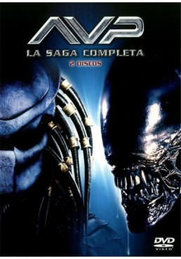Pack Alien Vs. Predator - La Saga Completa