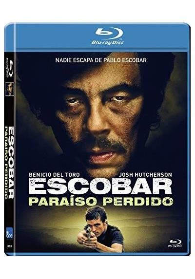 Escobar: Paraíso Perdido (Escobar: Paradise Lost) (Blu-Ray)