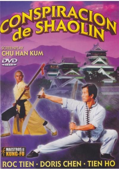 La conspiración de Shaolin (Jade Dagger Ninja)