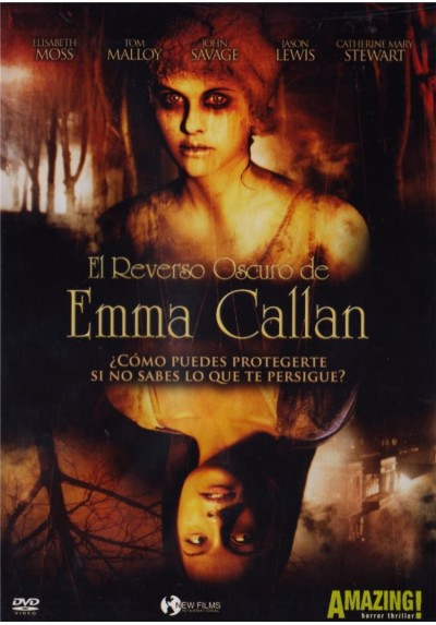 El Reverso Oscuro De Emma Callan (The Attic)
