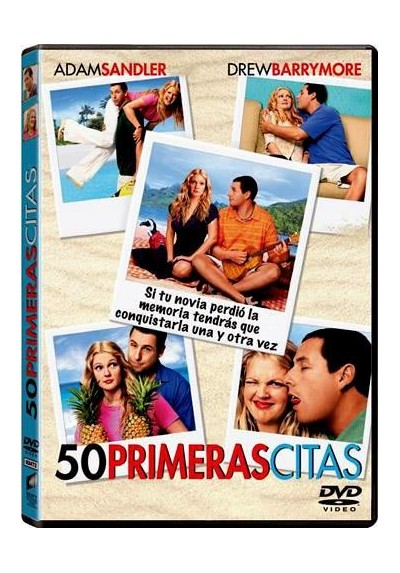 50 Primeras Citas (50 First Dates)