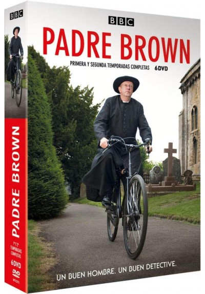 Padre Brown (1ª y 2ª Temporada) (Father Brown)