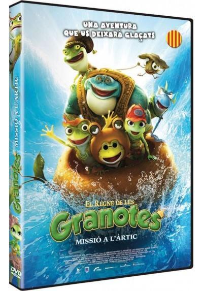 El Regne de les Granotes. Missió a l'Àrtic (The Frog Kingdom 2: Sub-Zero Mission) (Ed. Catalana)