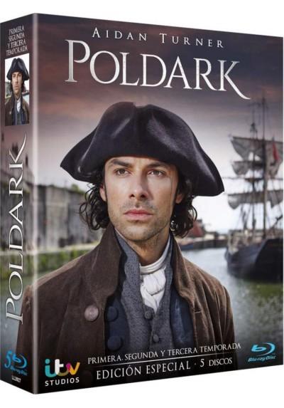 Poldark - Temporadas 1 a 3 (Blu-ray)