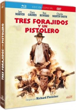Tres Forajidos Y Un Pistolero (Blu-Ray + Dvd) (The Spikes Gang)