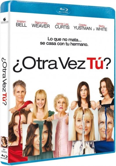 Otra Vez Tú? (Blu-Ray) (You Again)