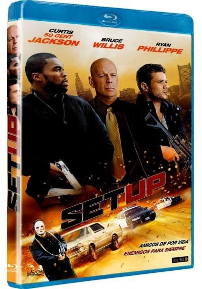 Setup (Blu-Ray)