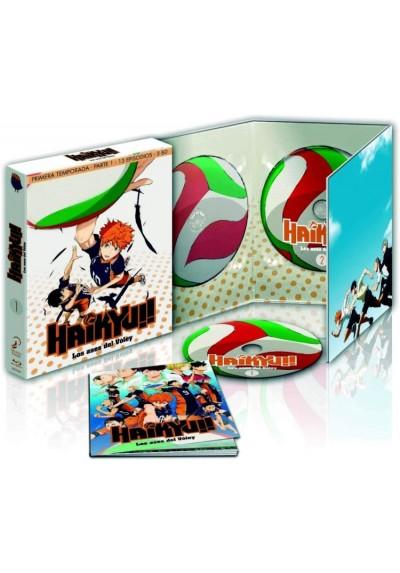 Haikyuu!! (Los Ases Del Voley) - 1ª Temporada (Blu-Ray)