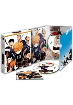 Haikyuu!! (Los Ases Del Voley) - 1ª Temporada - 2ª Parte (Blu-Ray)