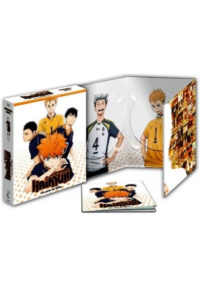 Haikyuu!! (Los Ases Del Voley) - 2ª Temporada - 2ª Parte (Blu-Ray)