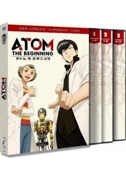 Atom The Beginning - Serie Completa