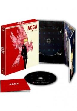 Acca: 13 (Blu-Ray) (Acca: 13-Ku Kansatsu-Ka)