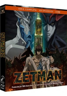 Zetman - Serie Completa (Blu-Ray)