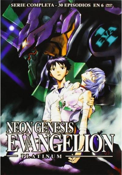 Neon Genesis Evangelion - Platinum (Ed. Integral)