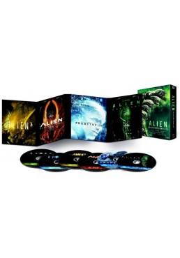 Pack Alien - Coleccion completa (Blu-ray)