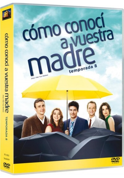 Como Conoci A Vuestra Madre - 8ª Temporada (How I Met Your Mother)
