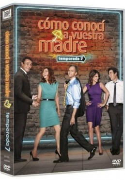 Como Conoci A Vuestra Madre - 7ª Temporada (How I Met Your Mother)