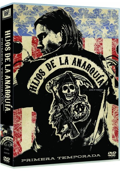 Hijos De La Anarquía - 1ª Temporada (Sons Of Anarchy)