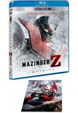 Mazinger Z: Infinity (Blu-Ray + Dvd)