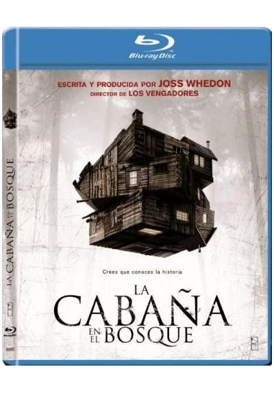 La Cabaña En El Bosque (Blu-Ray) (The Cabin In The Woods)