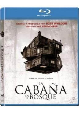 La Cabaña En El Bosque (Blu-Ray) (The Cabin In The Woods)